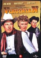 The Virginian - Dutch Movie Cover (xs thumbnail)