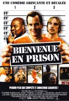 Let's Go to Prison - French DVD cover (xs thumbnail)