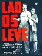 Let Us Live - Danish Movie Poster (xs thumbnail)