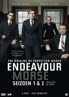 """Endeavour"" - Dutch DVD movie cover (xs thumbnail)"