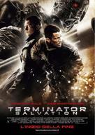 Terminator Salvation - Italian Movie Poster (xs thumbnail)