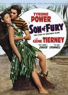 Son of Fury: The Story of Benjamin Blake - DVD cover (xs thumbnail)