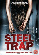 Steel Trap - British DVD movie cover (xs thumbnail)
