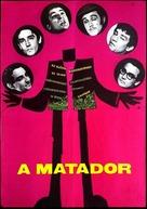 Mattatore, Il - Hungarian Movie Poster (xs thumbnail)