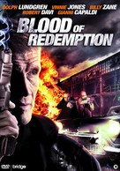Blood of Redemption - Dutch DVD movie cover (xs thumbnail)
