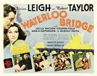 Waterloo Bridge - Movie Poster (xs thumbnail)