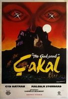 The Godsend - Turkish Movie Poster (xs thumbnail)