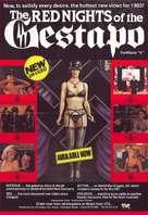 Le lunghe notti della Gestapo - DVD cover (xs thumbnail)