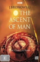 """The Ascent of Man"" - Australian DVD cover (xs thumbnail)"