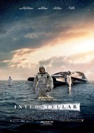 Interstellar - Portuguese Movie Poster (xs thumbnail)