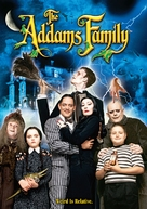 The Addams Family - DVD movie cover (xs thumbnail)
