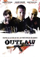 Outlaw - French DVD cover (xs thumbnail)