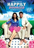 """Happily Divorced"" - DVD movie cover (xs thumbnail)"