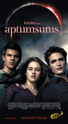 The Twilight Saga: Eclipse - Latvian Movie Poster (xs thumbnail)