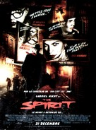 The Spirit - French Movie Poster (xs thumbnail)