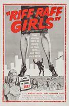 Du rififi chez les femmes - Movie Poster (xs thumbnail)