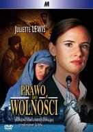 Chasing Freedom - Polish DVD cover (xs thumbnail)
