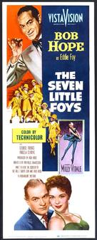 The Seven Little Foys - Movie Poster (xs thumbnail)