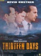 Thirteen Days - Italian Movie Poster (xs thumbnail)