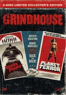 Grindhouse - German DVD movie cover (xs thumbnail)