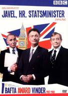 """""""Yes, Prime Minister"""" - Danish DVD movie cover (xs thumbnail)"""