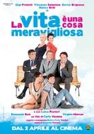 La vita è una cosa meravigliosa - Italian Movie Poster (xs thumbnail)