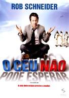 The Chosen One - Brazilian Movie Cover (xs thumbnail)