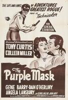 The Purple Mask - Australian Movie Poster (xs thumbnail)
