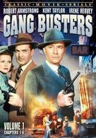 Gang Busters - DVD movie cover (xs thumbnail)