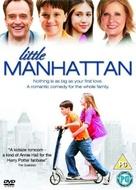 Little Manhattan - British DVD cover (xs thumbnail)