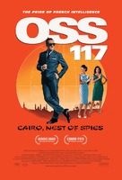 OSS 117: Le Caire nid d'espions - Movie Poster (xs thumbnail)