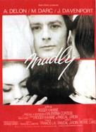 Madly - French Movie Poster (xs thumbnail)