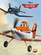 Planes - Vietnamese Movie Poster (xs thumbnail)