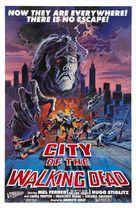 Incubo sulla città contaminata - Movie Poster (xs thumbnail)