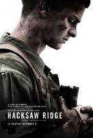 Hacksaw Ridge - Movie Poster (xs thumbnail)