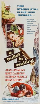 A Bullet Is Waiting - Movie Poster (xs thumbnail)