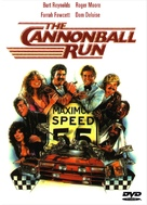 The Cannonball Run - DVD cover (xs thumbnail)