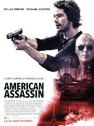 American Assassin - French Movie Poster (xs thumbnail)