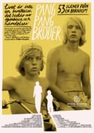 Pangpangbröder - Swedish Movie Poster (xs thumbnail)