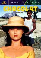 Chocolat - Movie Cover (xs thumbnail)