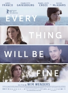 Every Thing Will Be Fine - French Movie Poster (xs thumbnail)