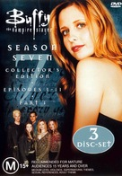 """Buffy the Vampire Slayer"" - Australian DVD movie cover (xs thumbnail)"