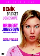 Bridget Jones's Diary - Czech DVD cover (xs thumbnail)