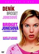 Bridget Jones's Diary - Czech DVD movie cover (xs thumbnail)