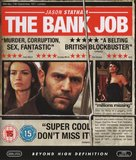The Bank Job - British Movie Cover (xs thumbnail)