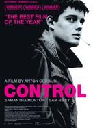 Control - Italian poster (xs thumbnail)
