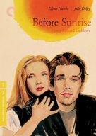 Before Sunrise - Movie Cover (xs thumbnail)