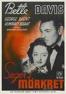 Dark Victory - Swedish Movie Poster (xs thumbnail)