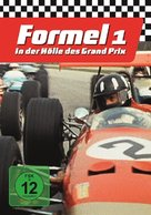 Formula 1 - Nell'Inferno del Grand Prix - German Movie Cover (xs thumbnail)