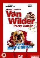 Van Wilder - British DVD movie cover (xs thumbnail)